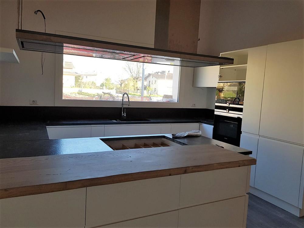 Cucina minimal mobilificio citt di castello for Cucina minimal